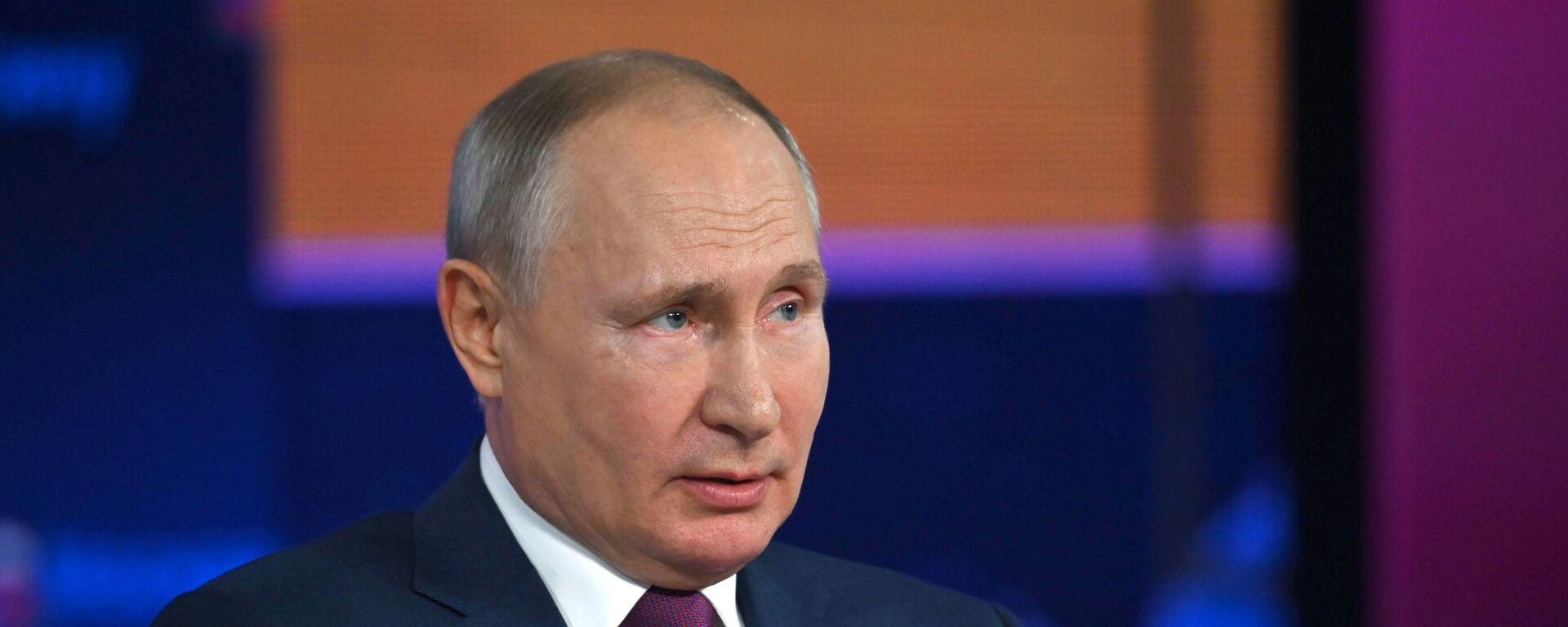 Ruski predsednik Vladimir Putin - Sputnik Srbija, 1920, 14.07.2021