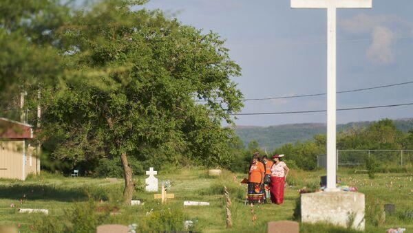 Масовна гробница у Канади - Sputnik Србија