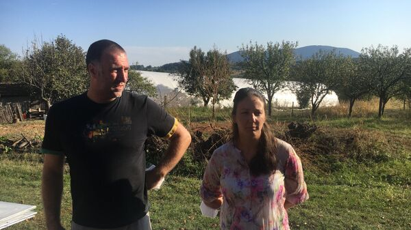 Aleksandar i Ana Čupić - Sputnik Srbija