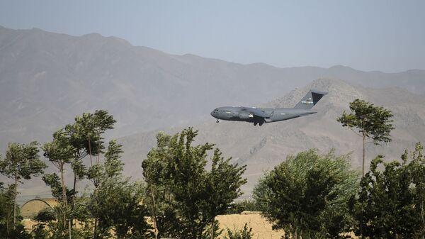 Baza Bagram u Avganistanu - Sputnik Srbija