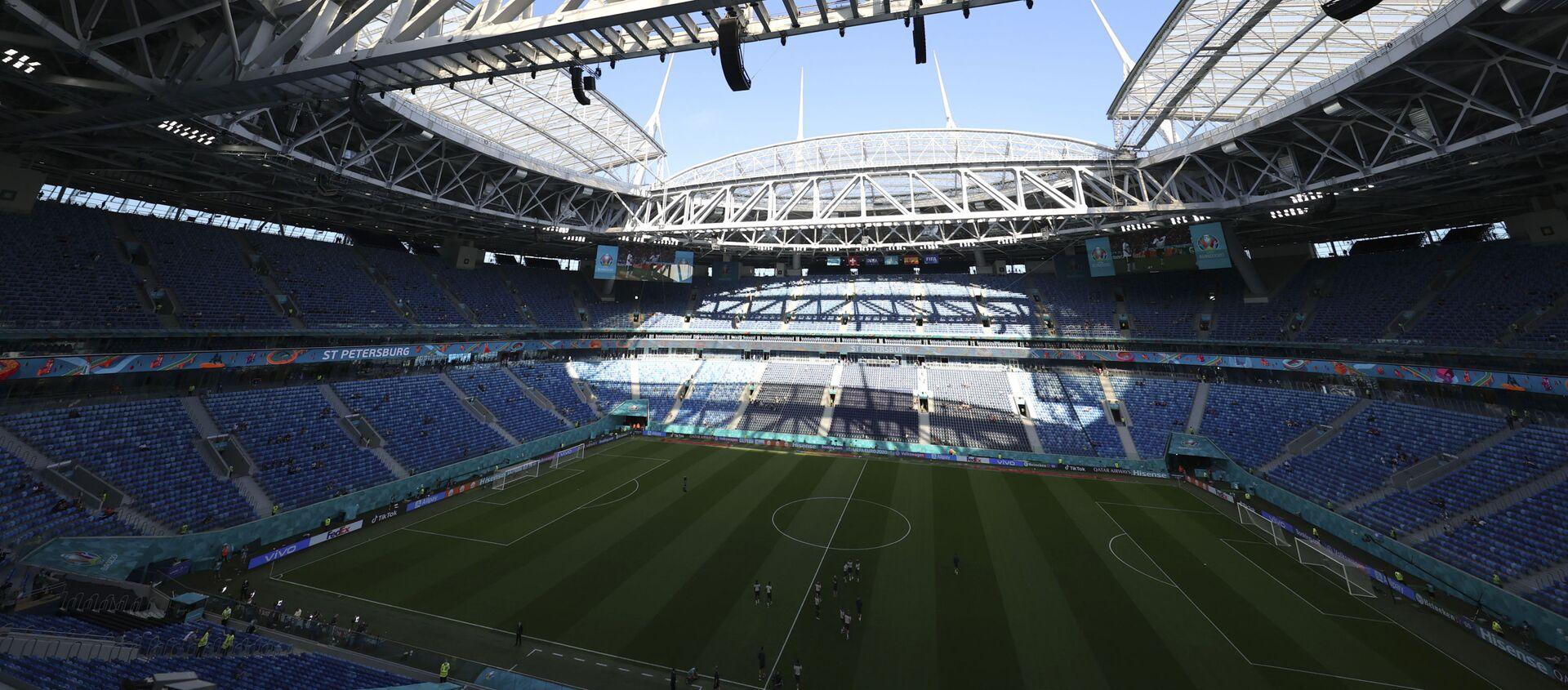 "Stadion ""Gasprom arena"" u Sankt Peterburgu - Sputnik Srbija, 1920"