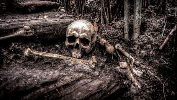 људске кости - Sputnik Србија