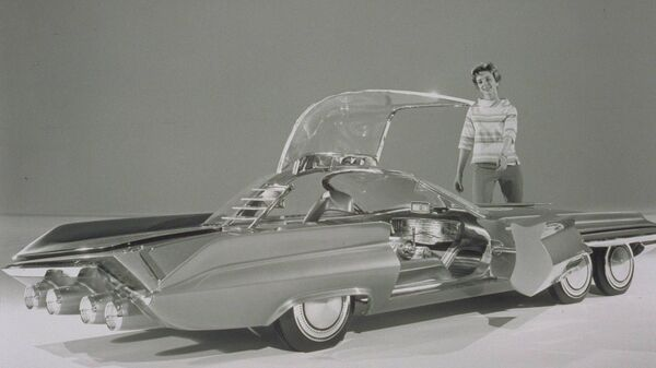 1962 Форд сијетлајт XXI - Sputnik Србија