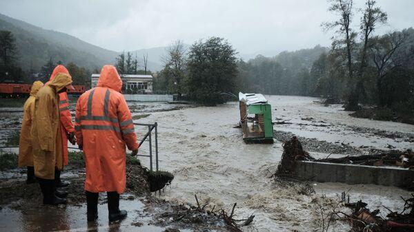 Poplave u Kubanju - Sputnik Srbija