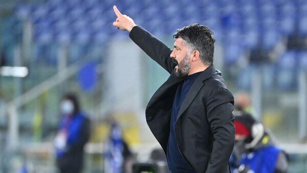 Italijanski fudbalski trener Đenaro Gatuzo - Sputnik Srbija