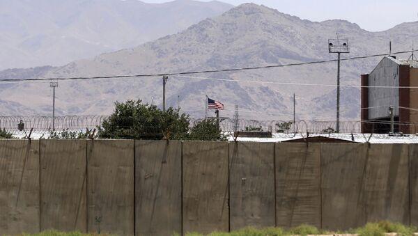 Američka baza Bagram u Avganistanu - Sputnik Srbija