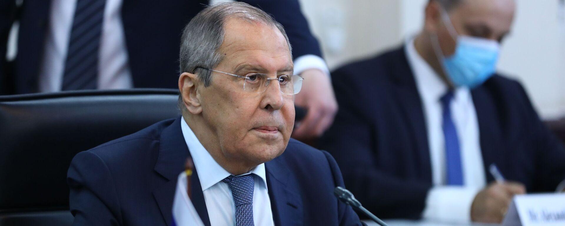 Лавров: Погоршава се ситуација у Авганистану, ако буде потребе ангажоваћемо базу у Таџикистану - Sputnik Србија, 1920, 12.07.2021