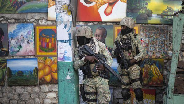 Situacija na Haitiju posle ubistva predsednika - Sputnik Srbija