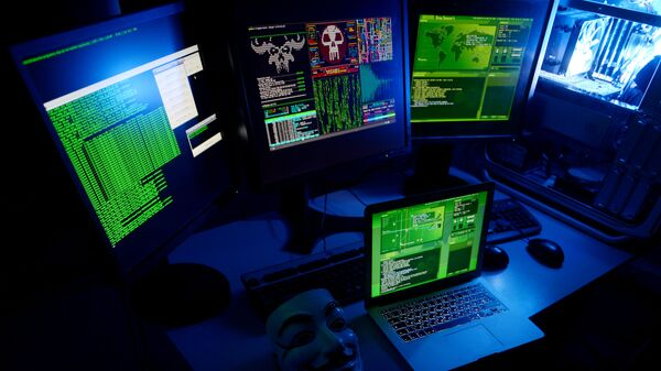 Hakerski napad - Sputnik Srbija