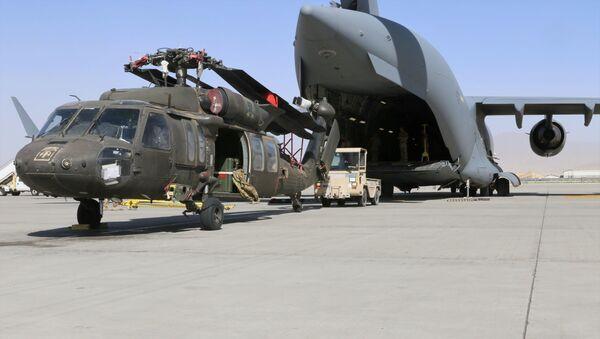 Povlačenje američkih trupa iz Avganistana - Sputnik Srbija