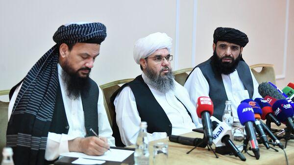 Talibani: Kontrolišemo veći deo teritorije Avganistana - Sputnik Srbija