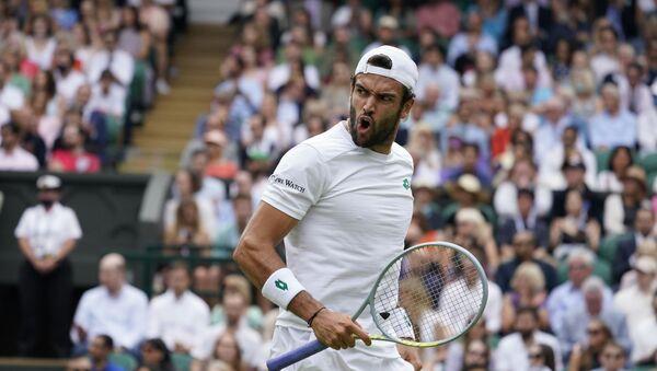 Italijanski teniser Mateo Beretini - Sputnik Srbija
