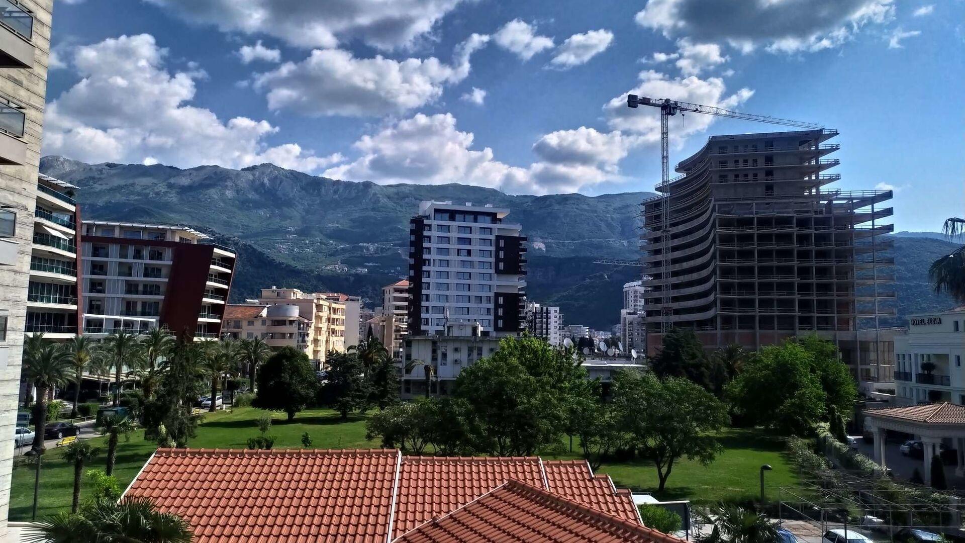 Grad Budva u izgradnji - Sputnik Srbija, 1920, 21.09.2021
