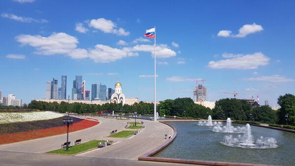 Московски Парк победе - Sputnik Србија