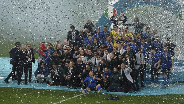 Италија – шампион Европе - Sputnik Србија