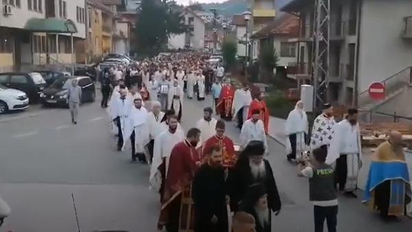 Петровданаска литија у Бијелом Пољу - Sputnik Србија