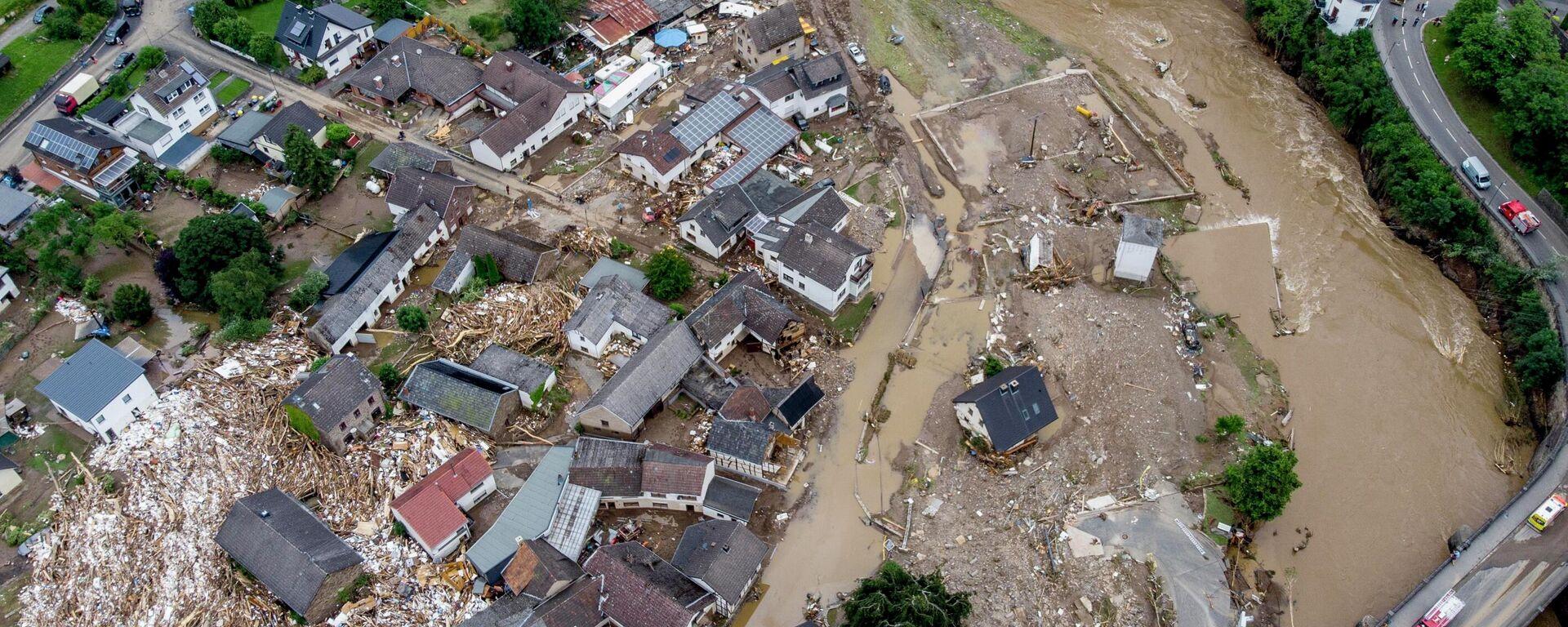 Поплава у Немачкој - Sputnik Србија, 1920, 24.08.2021