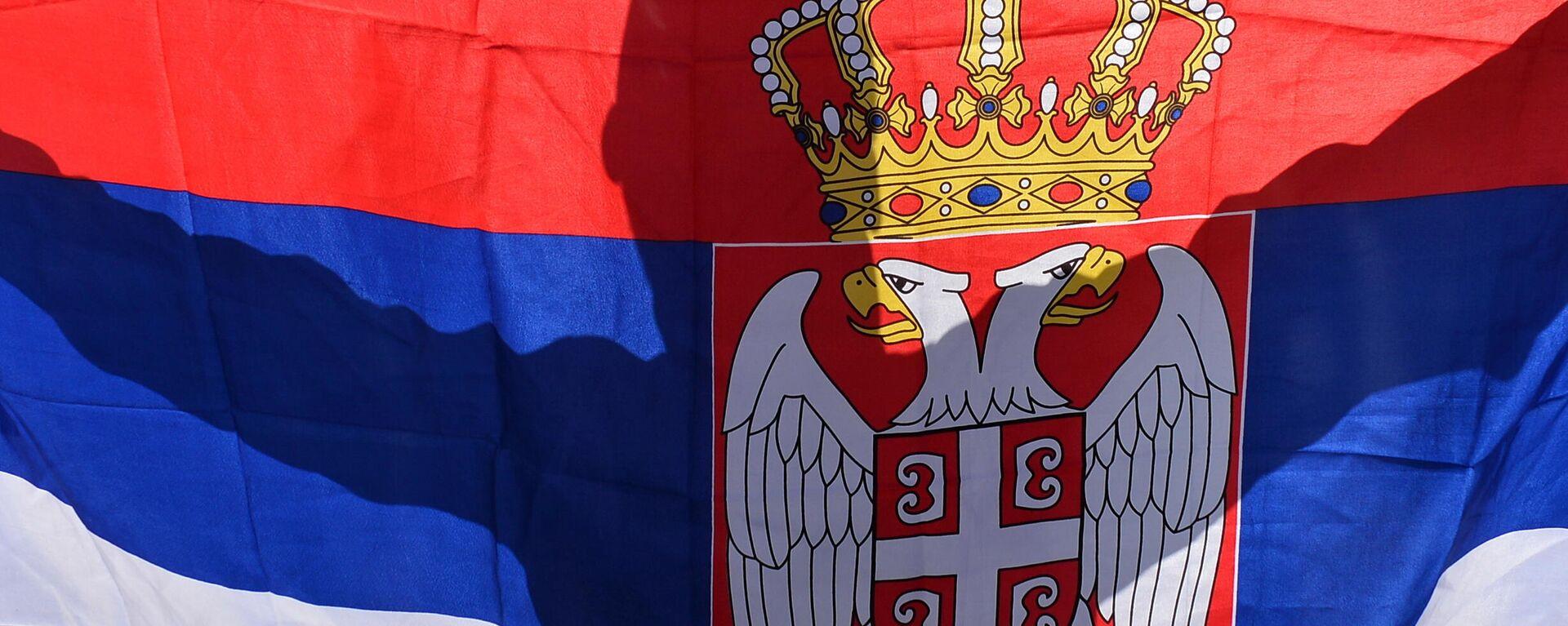 Zastava Srbije - Sputnik Srbija, 1920, 14.09.2021