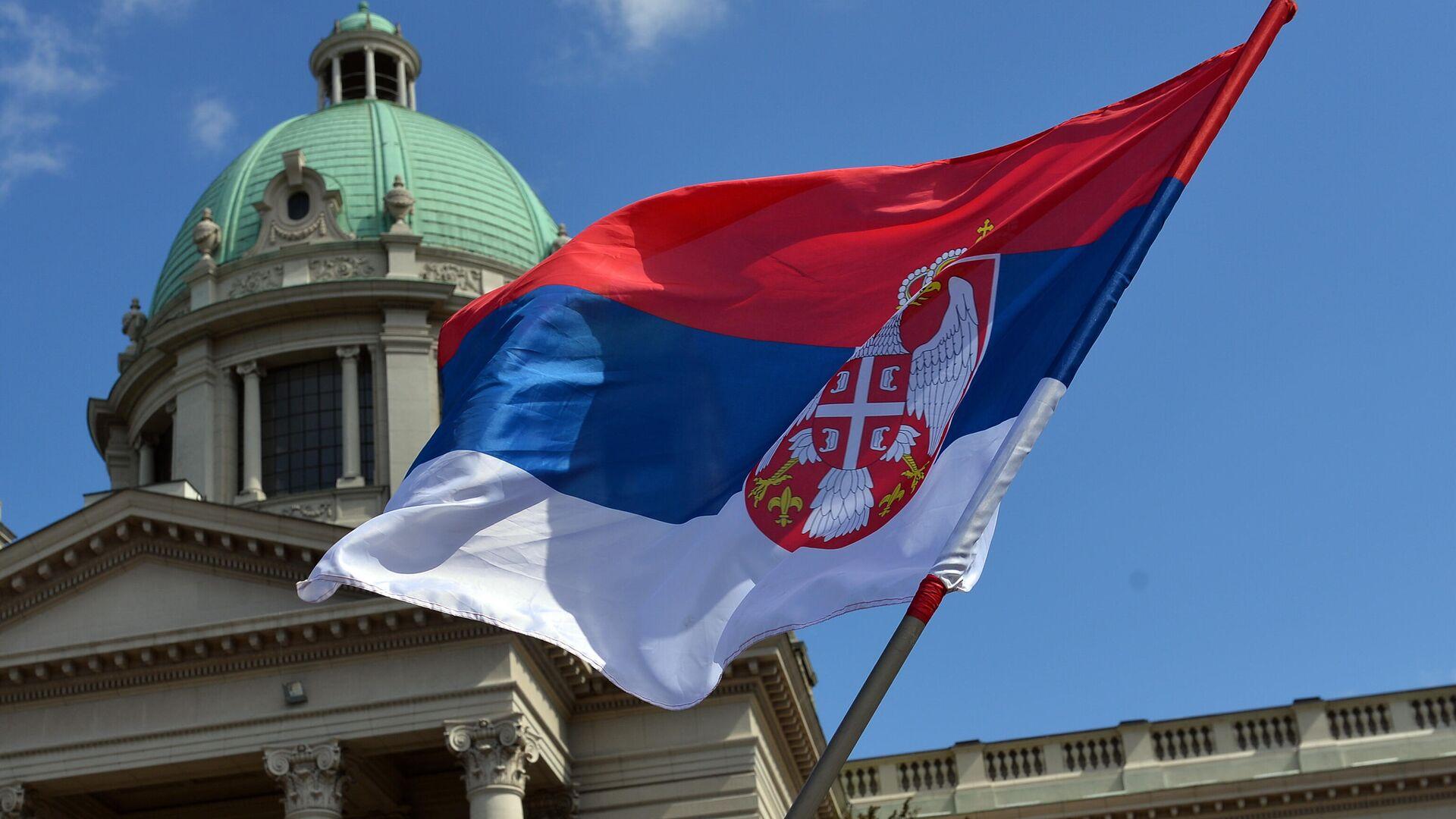 Застава Србије - Sputnik Србија, 1920, 31.08.2021