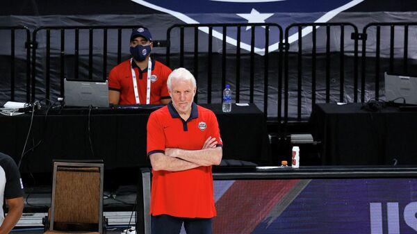Грег Попович – селектор кошаркашке репрезентације САД - Sputnik Србија