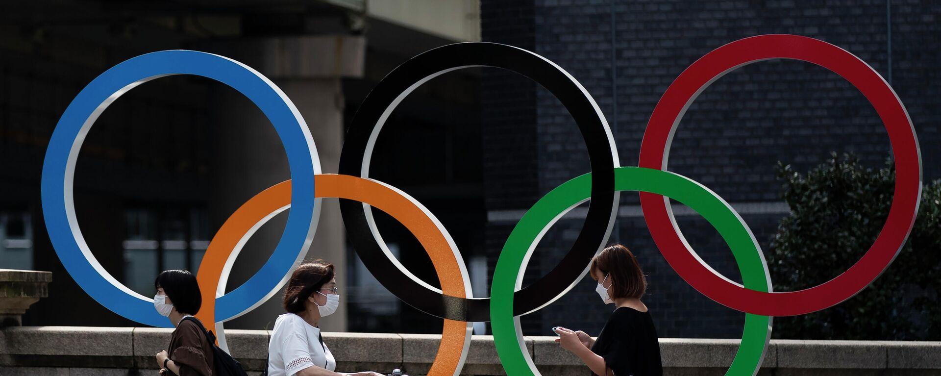 Олимпијске игре у Токију - Sputnik Србија, 1920, 30.07.2021