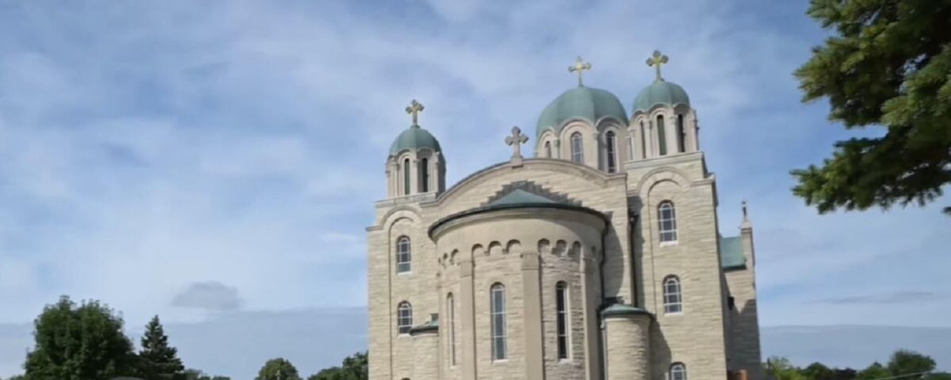 Crkva Svetog Save u Milvokiju - Sputnik Srbija, 1920, 21.07.2021