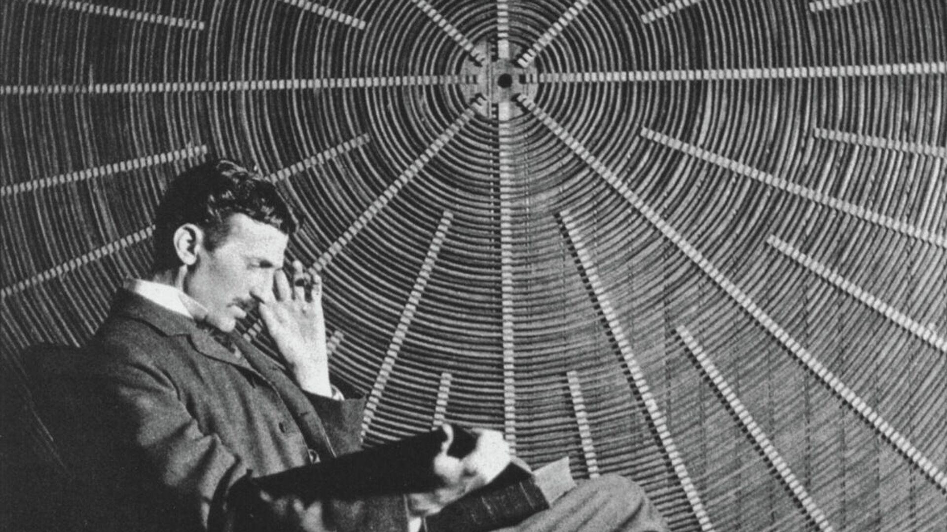 Nikola Tesla - Sputnik Srbija, 1920, 23.07.2021