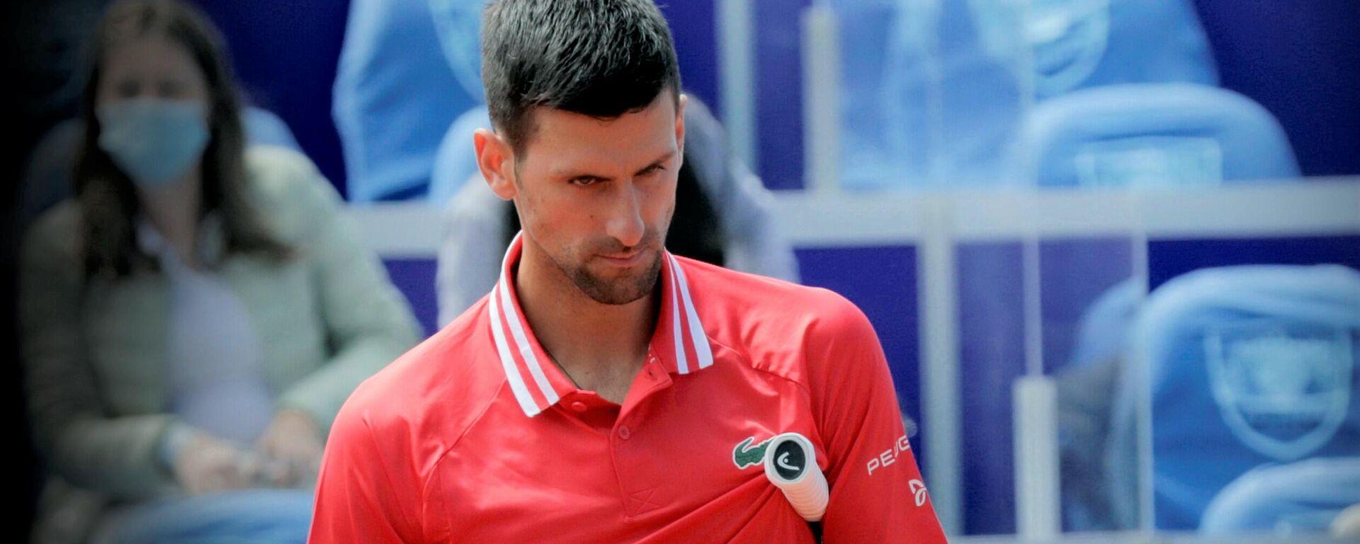 Novak Đoković - Sputnik Srbija, 1920, 01.10.2021
