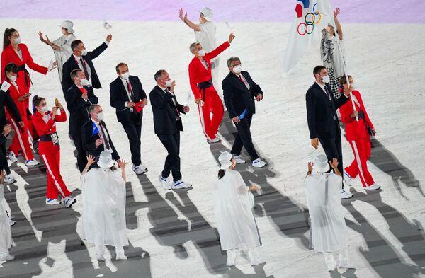Reprezentacija Rusije na Olimpijskim igrama - Sputnik Srbija