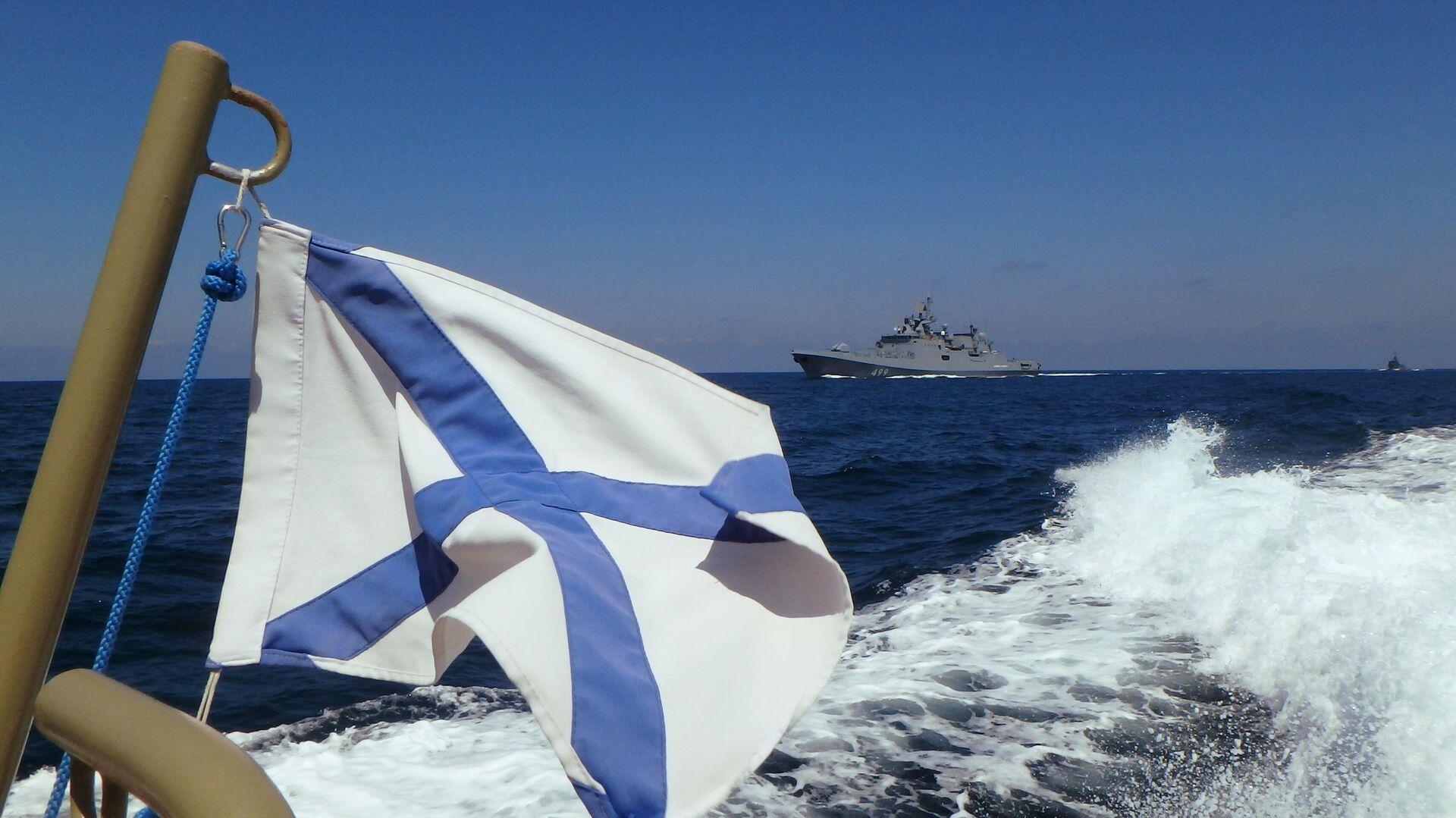 Proba parade ruskih brodova u sirijskoj luci Tartus - Sputnik Srbija, 1920, 24.07.2021