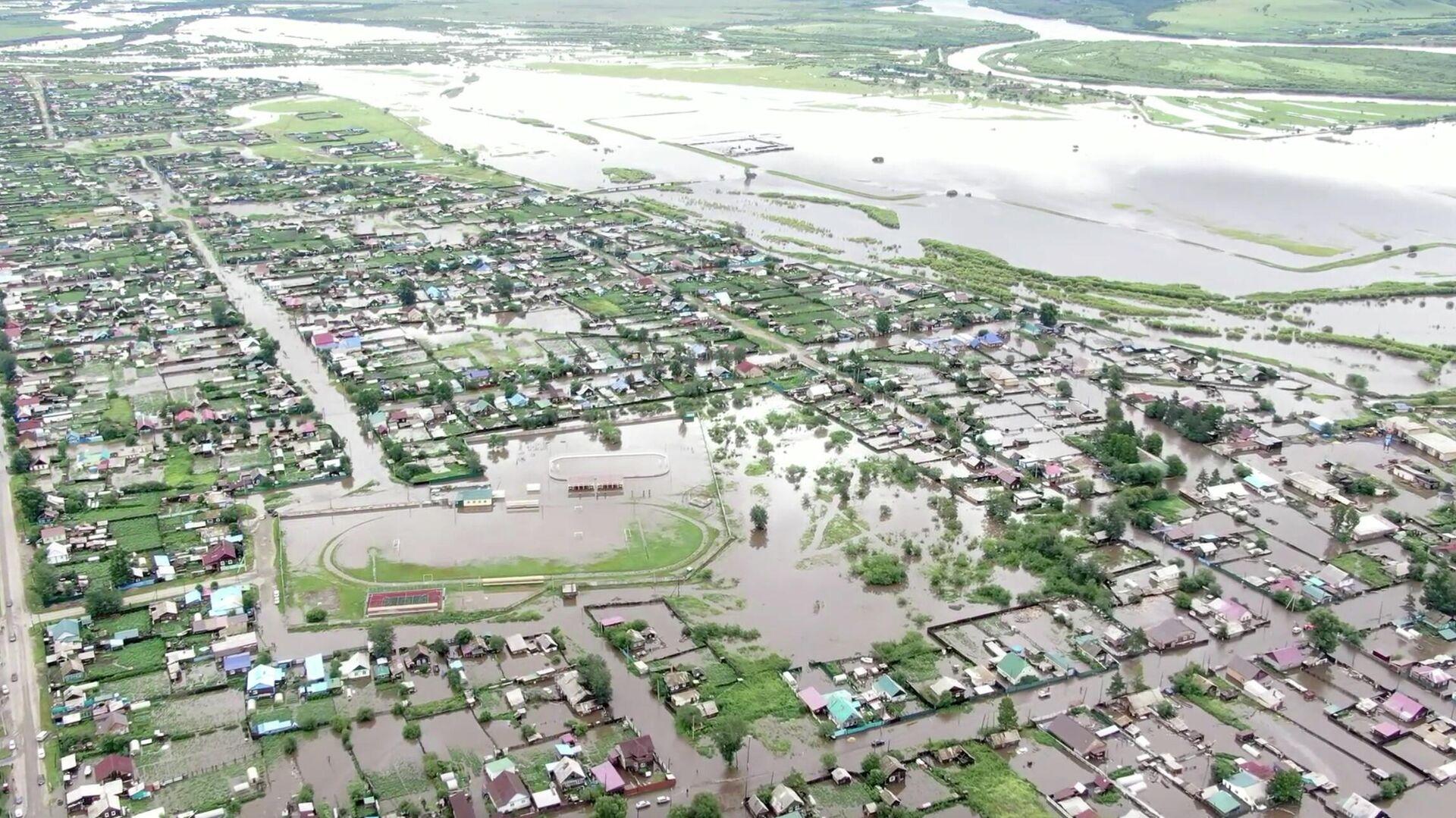 Poplave u Zabajkalskom kraju - Sputnik Srbija, 1920, 24.07.2021