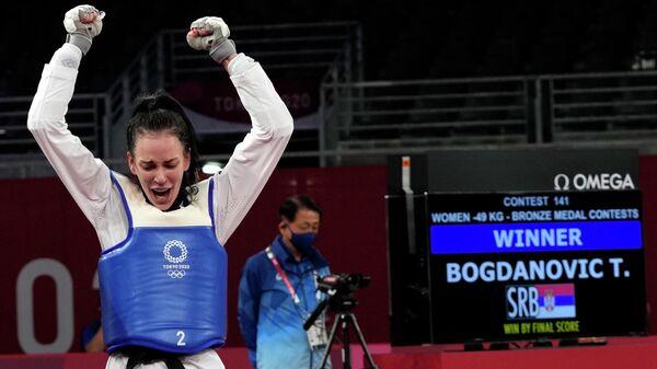 Тијана Богдановић – Олимпијски игре у Токију - Sputnik Србија