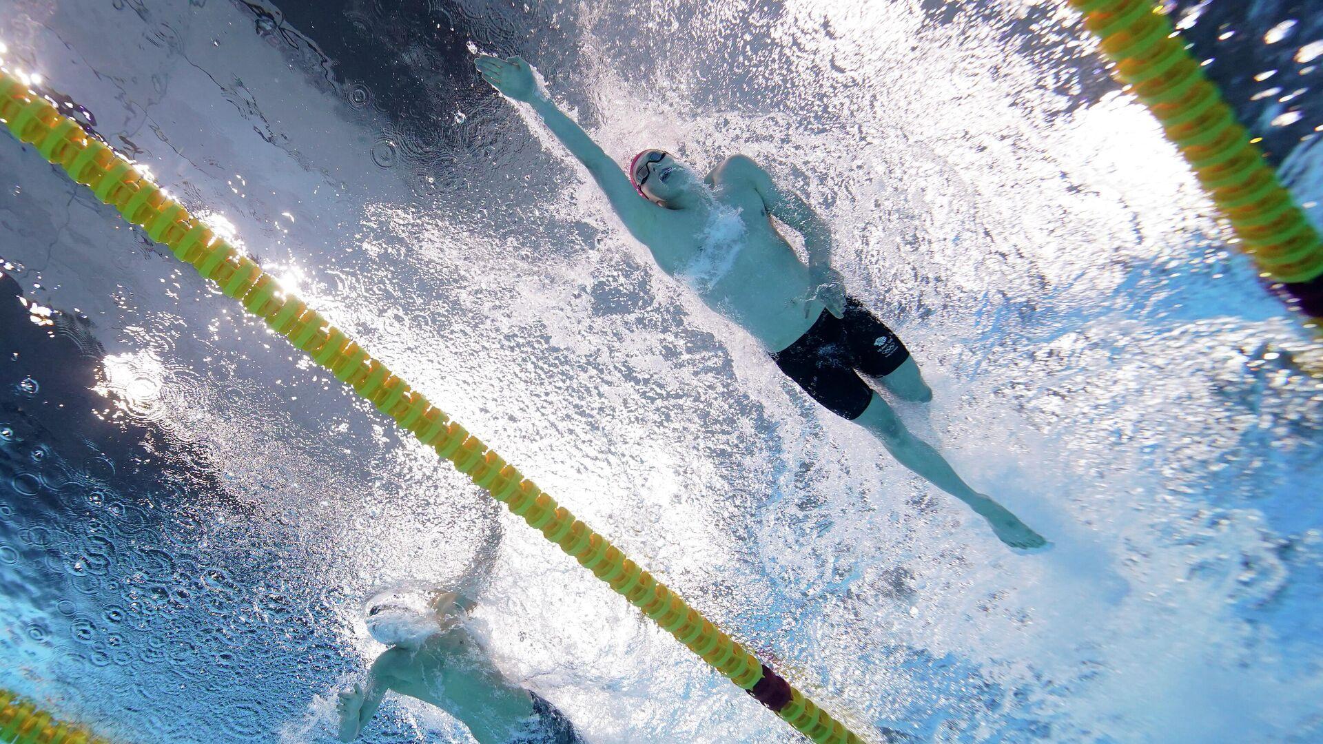 Пливање – ОИ Токио - Sputnik Србија, 1920, 25.07.2021