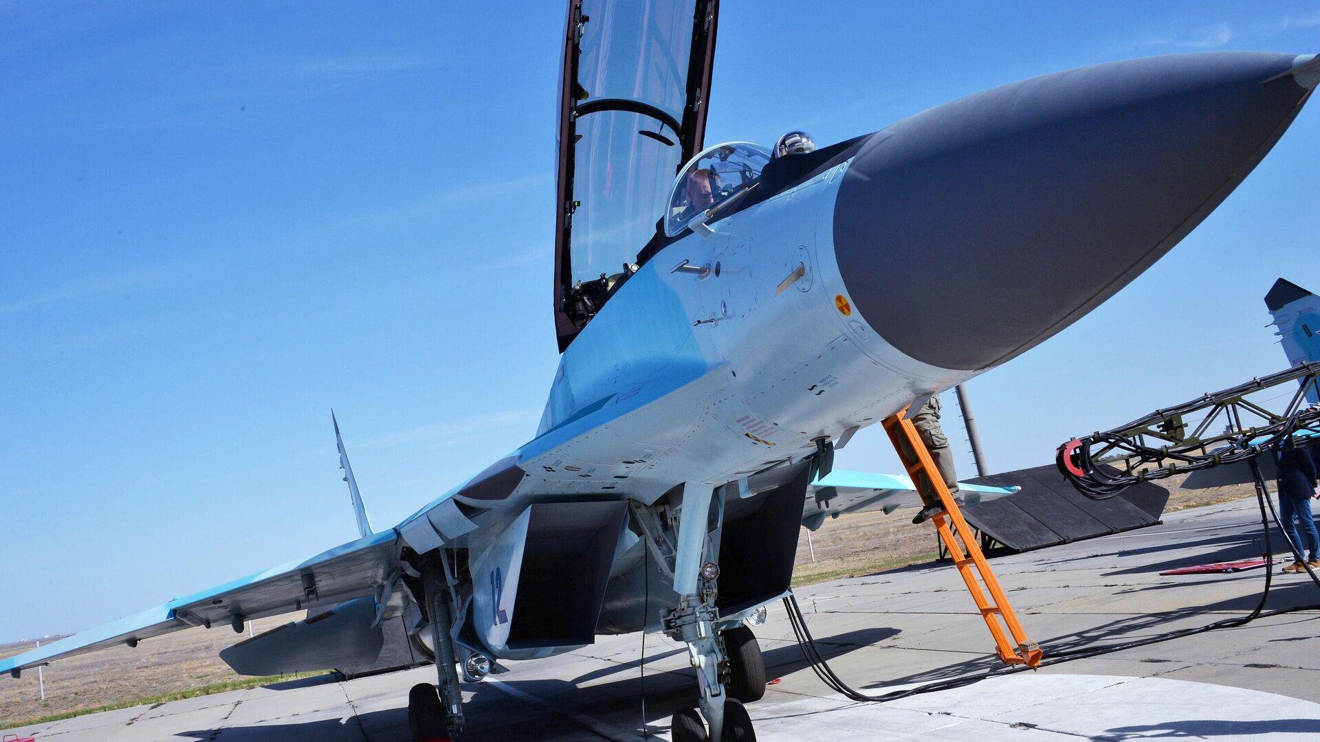 Višenamenski lovac MiG-35 - Sputnik Srbija, 1920, 26.07.2021