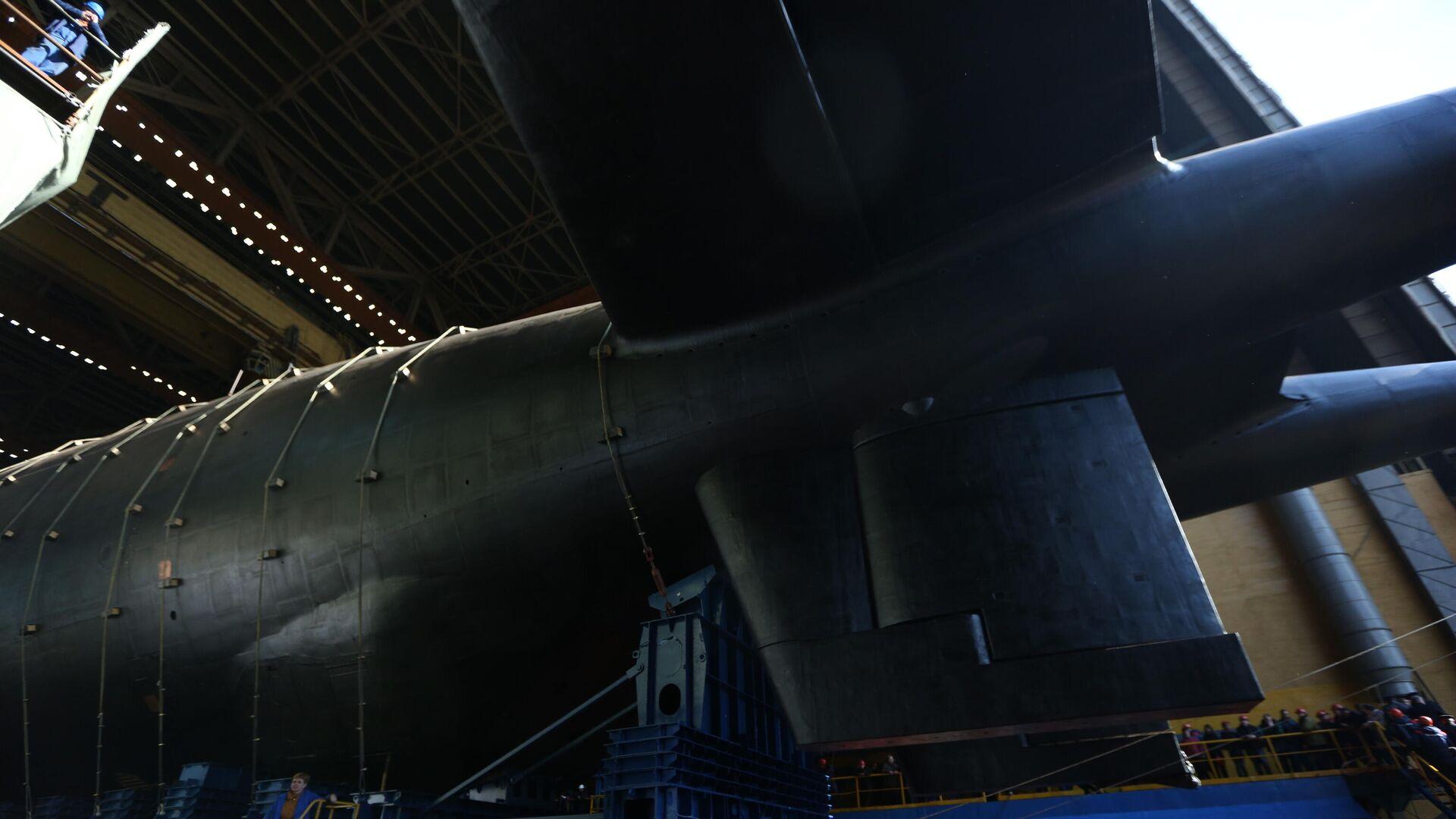 Atomska podmornica Belgorod - Sputnik Srbija, 1920, 26.07.2021