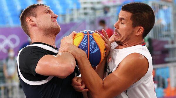 Duel basketaša Srbije i Rusije - Sputnik Srbija
