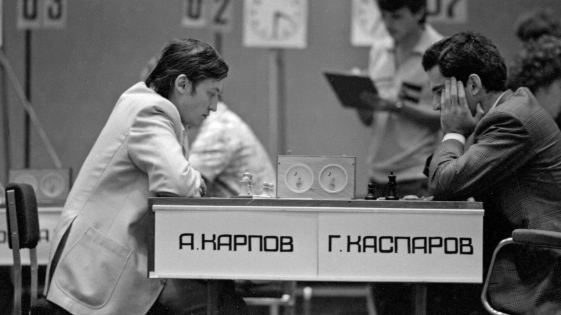 Anatolij Karpov i Gari Kasparov - Sputnik Srbija, 1920, 28.07.2021