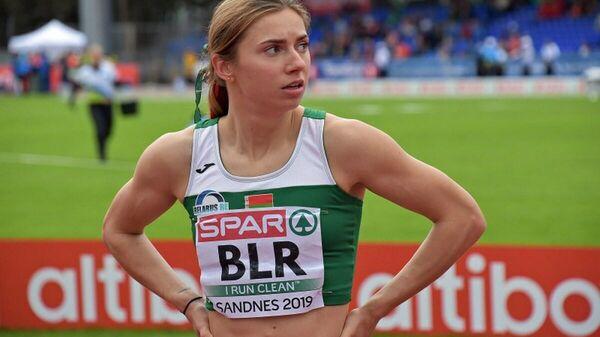 Kristina Timanovskaя - Sputnik Srbija