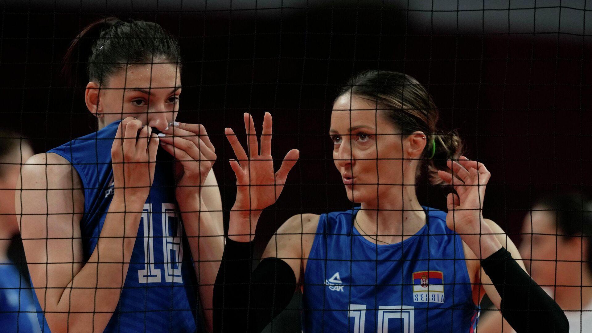 Tijana Bošković i Maja Ognjenović – OI Tokio - Sputnik Srbija, 1920, 02.08.2021