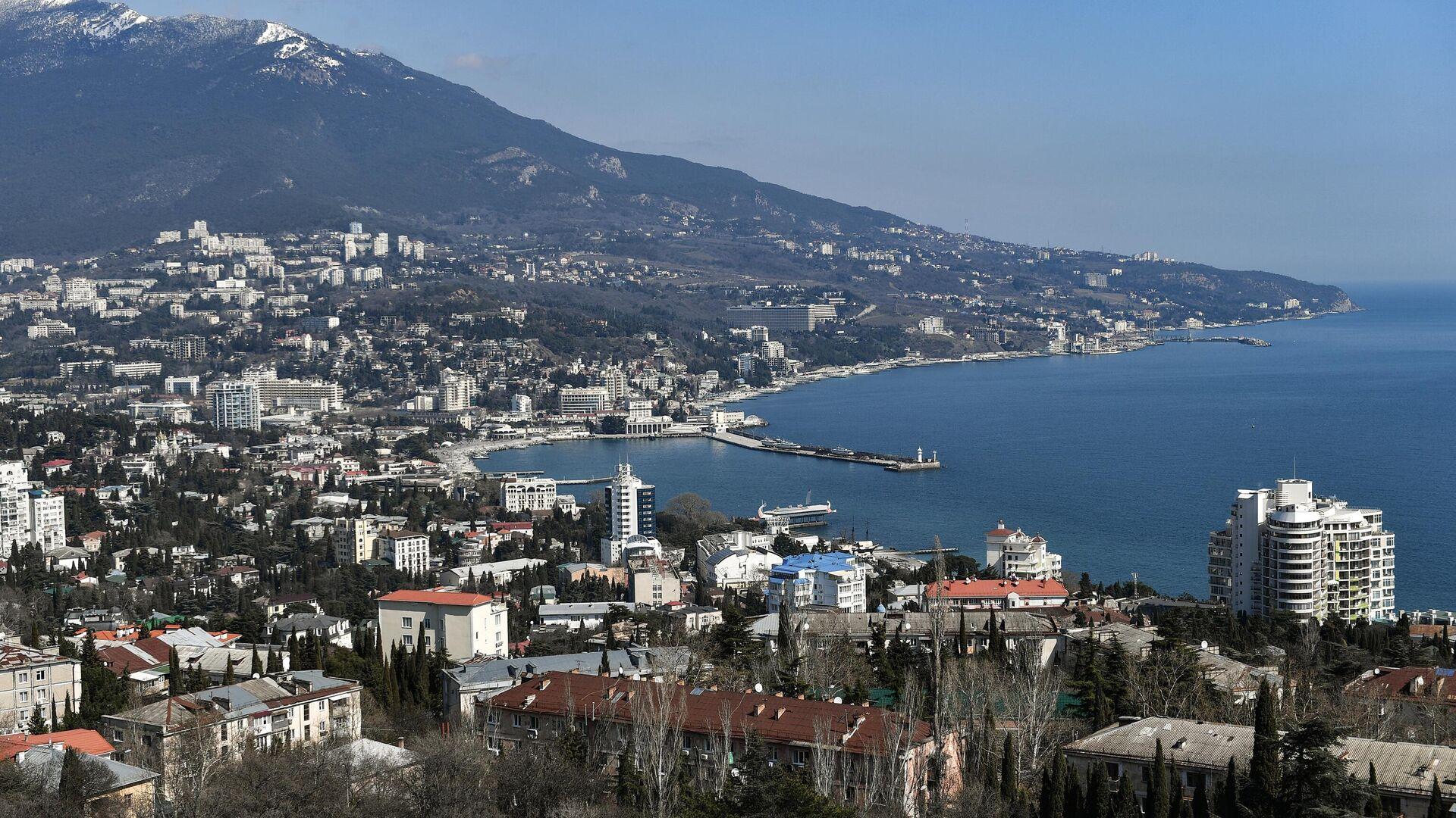 Krim, pogled na Jaltu - Sputnik Srbija, 1920, 25.09.2021