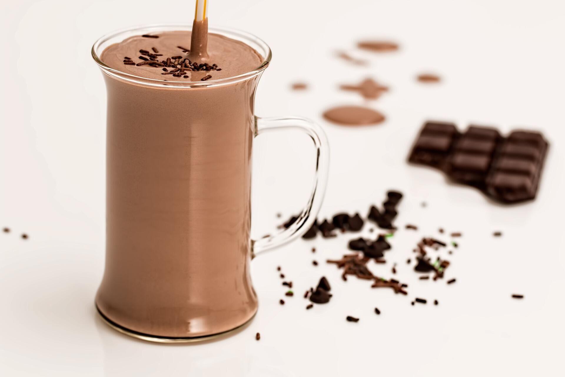 Чоколадно млеко - Sputnik Србија, 1920, 03.08.2021
