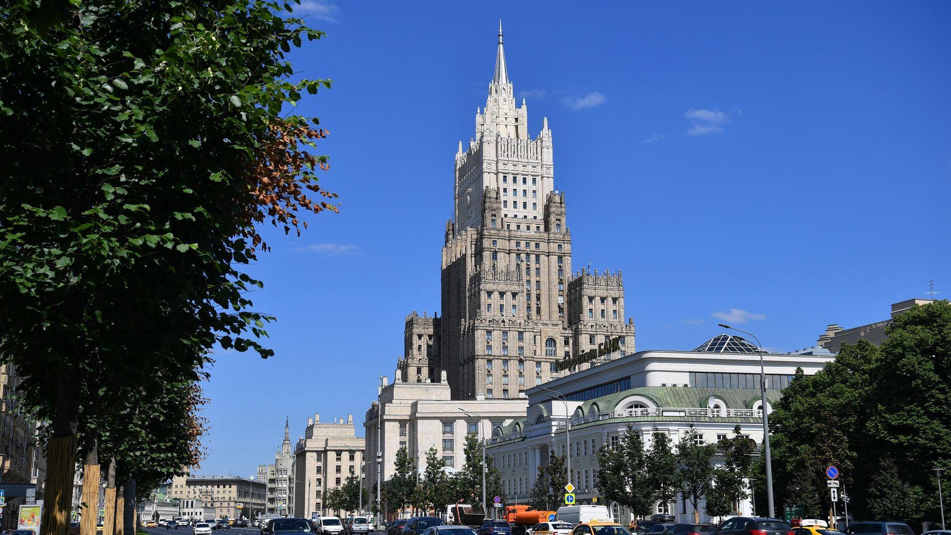 Zgrada Ministarstva spoljnih poslova Rusije - Sputnik Srbija, 1920, 21.09.2021