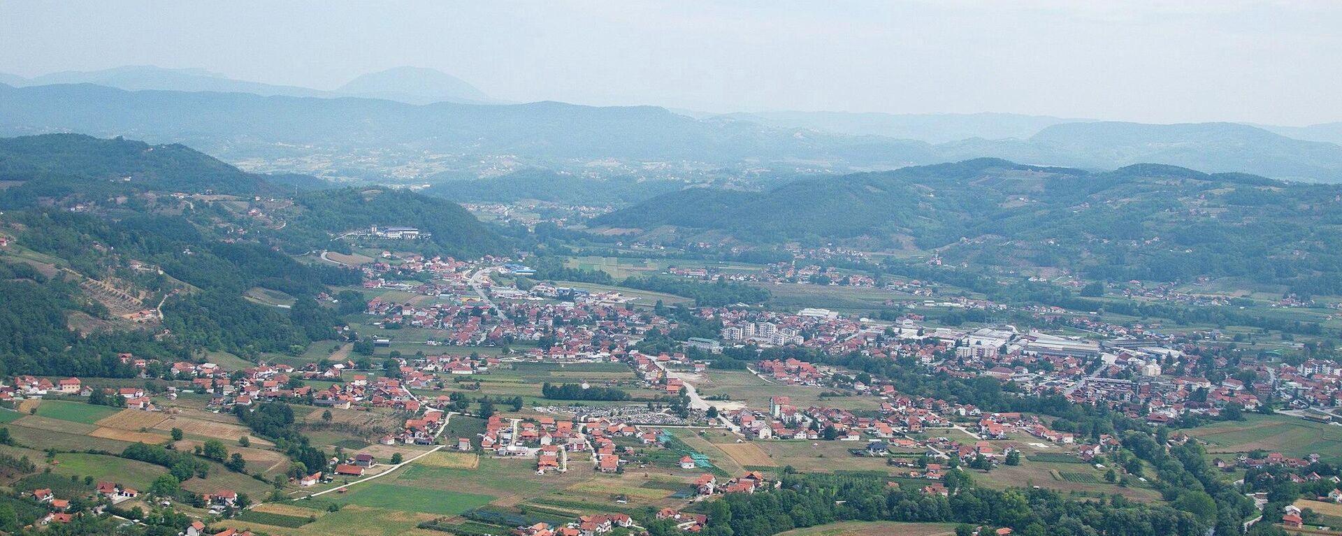 Ариље – панорама - Sputnik Србија, 1920, 05.08.2021