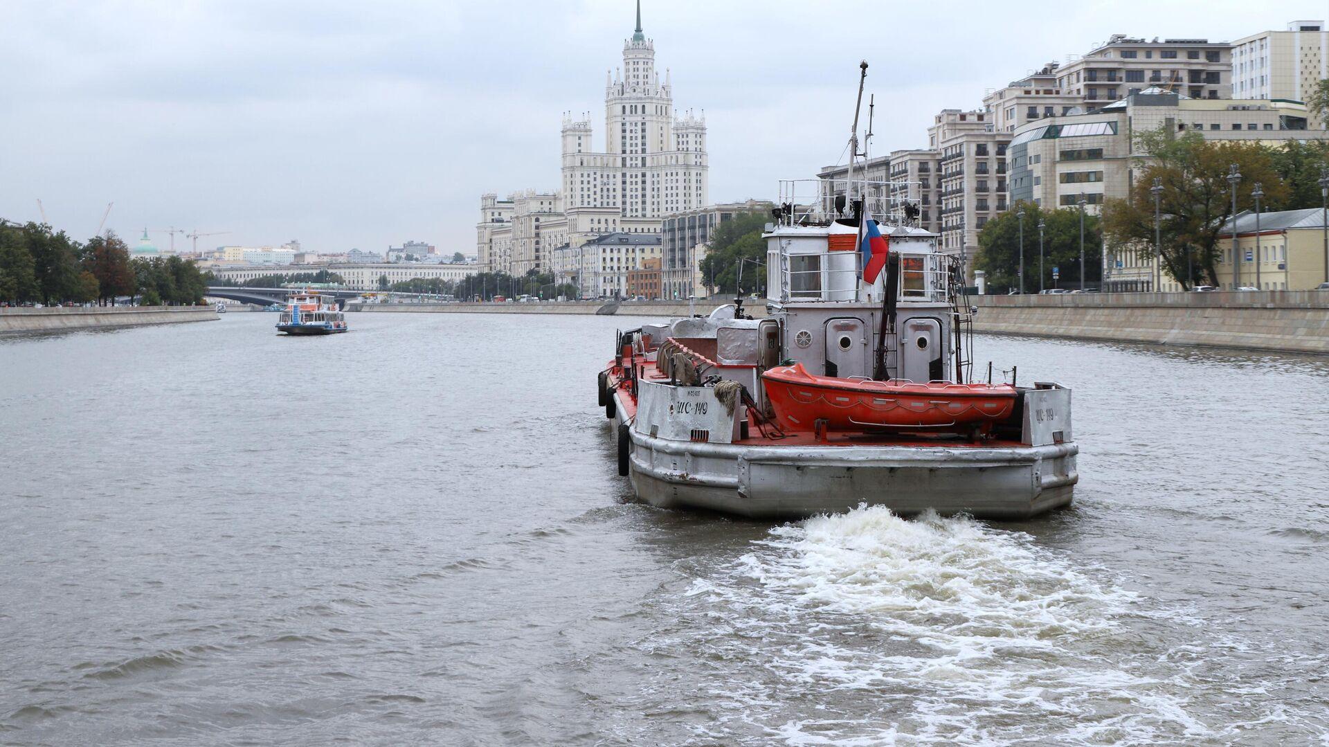 Брод на реци Москви - Sputnik Србија, 1920, 07.08.2021