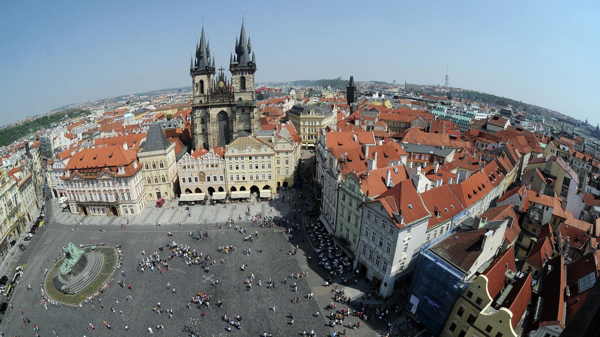 Pogled na centar Praga - Sputnik Srbija, 1920, 07.08.2021