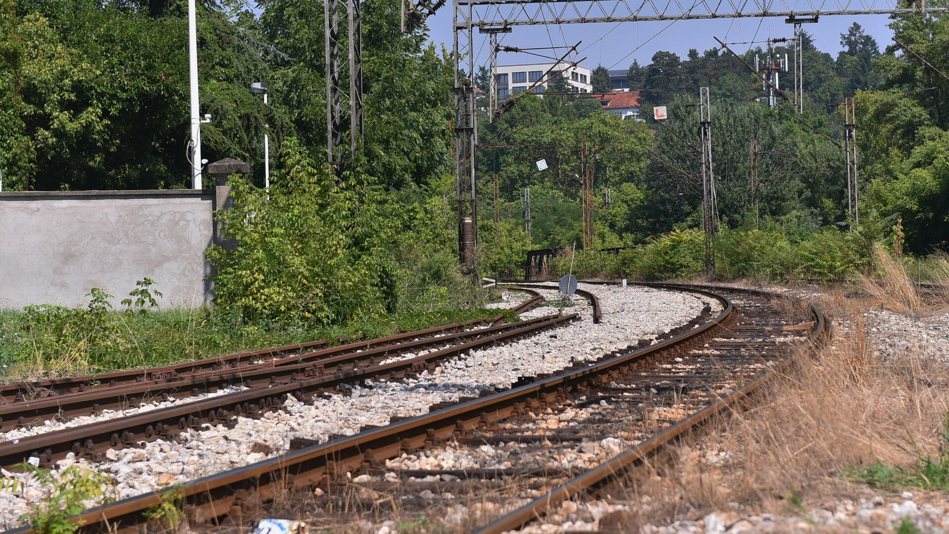 Железничка пруга - Sputnik Србија, 1920, 09.09.2021