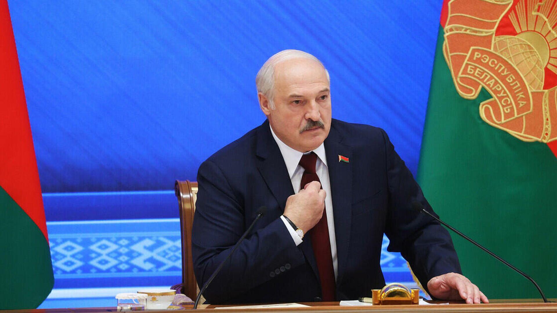 """Lukašenko na """"Velikom razgovoru sa predsednikom"""" - Sputnik Srbija, 1920, 09.08.2021"""