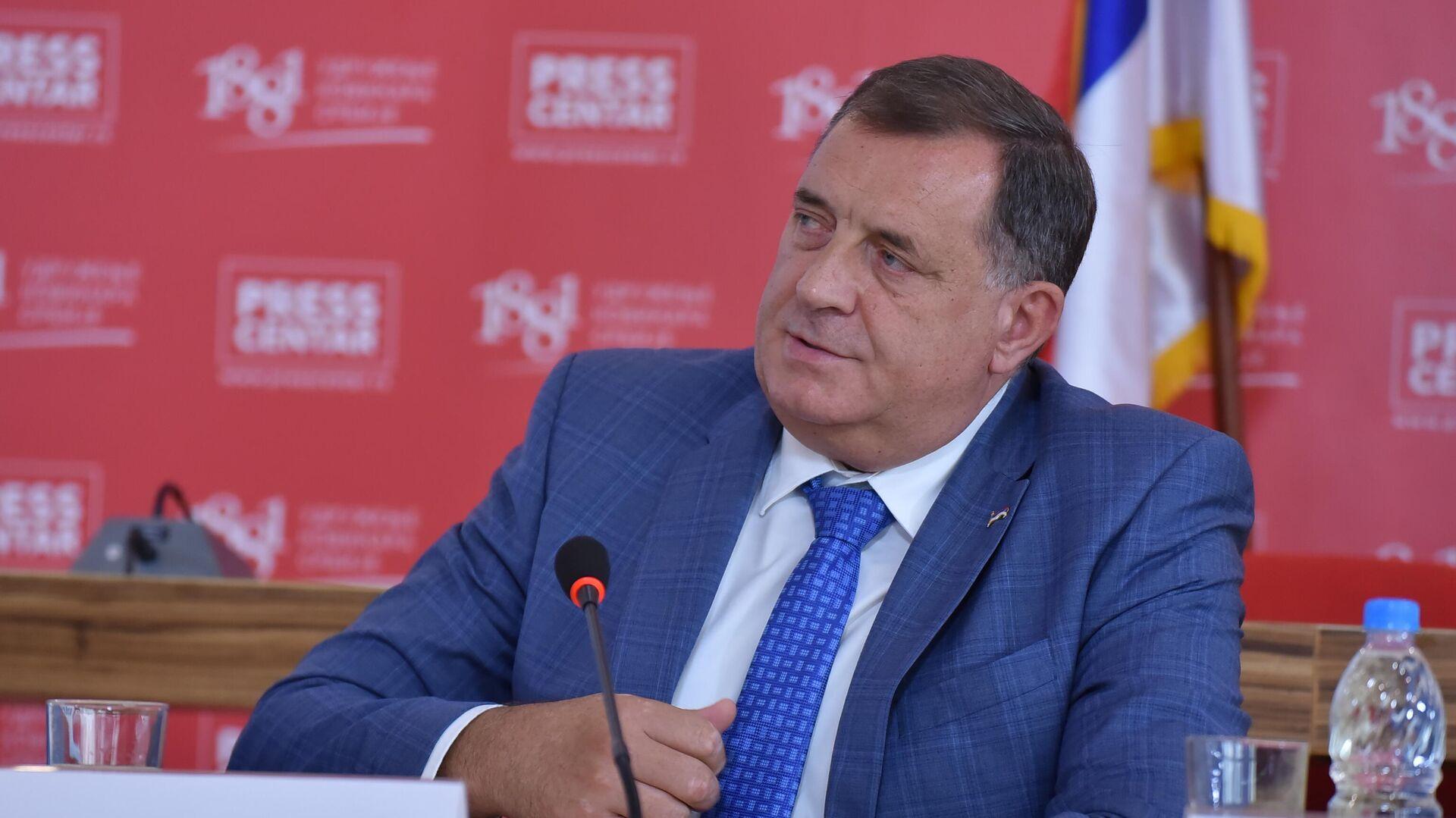 Milorad Dodik - Sputnik Srbija, 1920, 23.09.2021