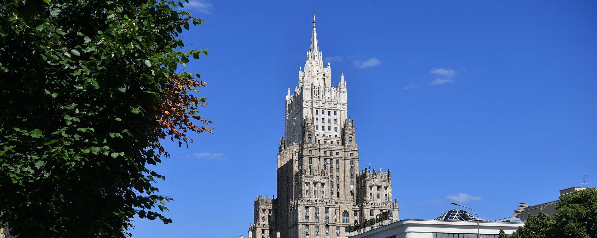 Зграда Министарства спољних послова Русије - Sputnik Србија, 1920, 11.08.2021