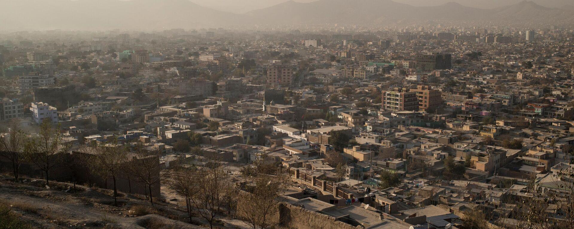 Pogled na Kabul u Avganistanu - Sputnik Srbija, 1920, 13.08.2021